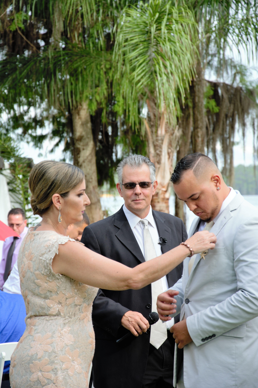 Wedding at Paradise Cove Orlando. June 8, 2017. Orlando