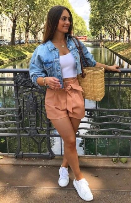 17+ Women Outfit Ideas with Flat Shoes for Spring and Summer – Outfits