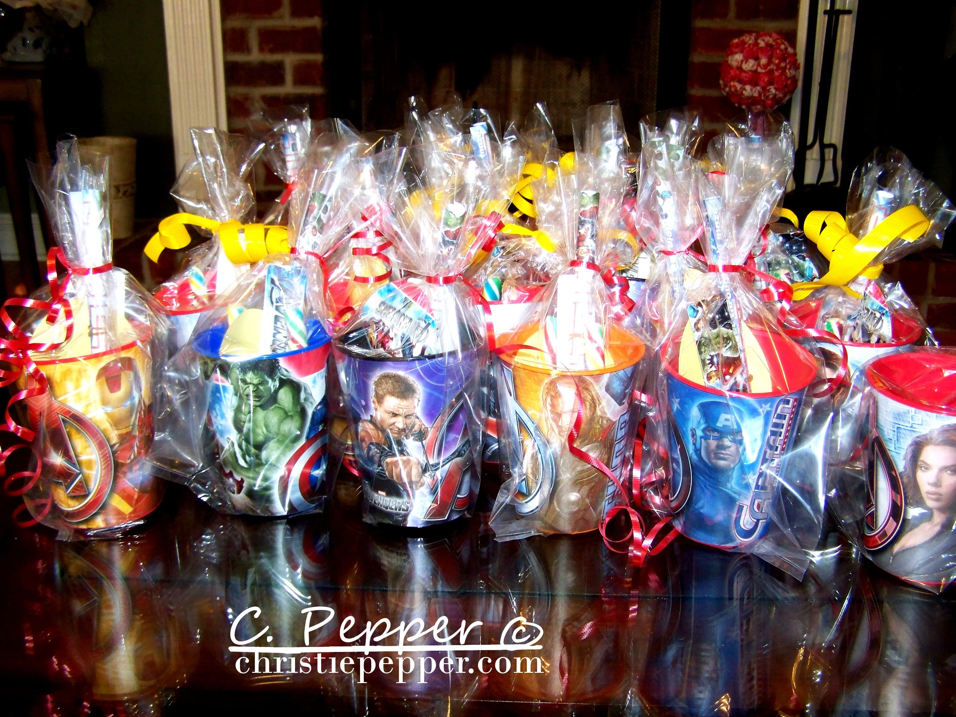 7TH BIRTHDAY PARTY GIVEAWAYS