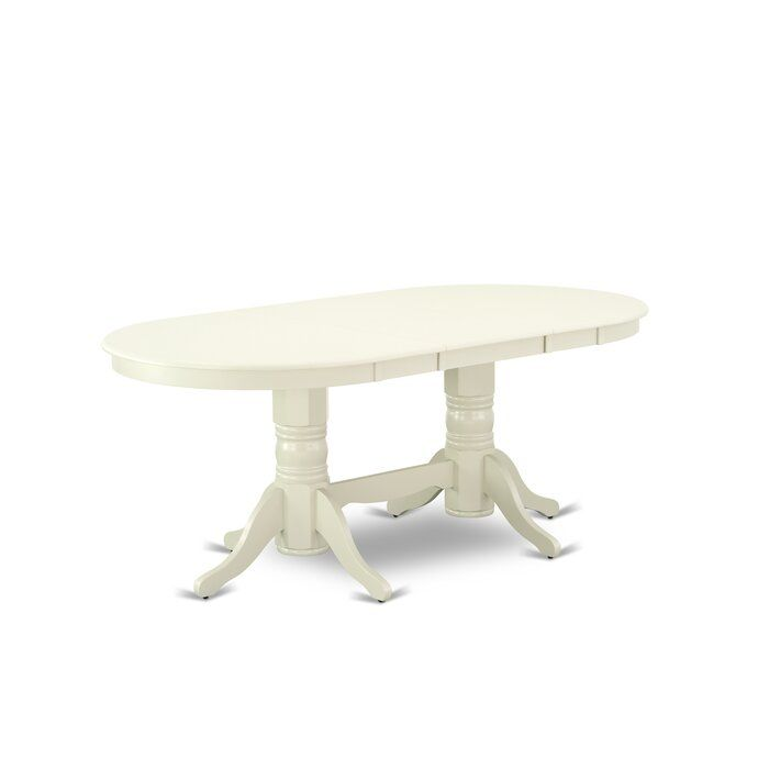 Gracie Oaks Eldert Solid Wood Dining Table Vozeli Com