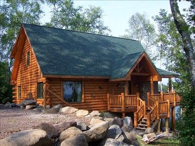 Two Harbors Vacation Rental   VRBO 234028   3 BR Northeast Cabin In