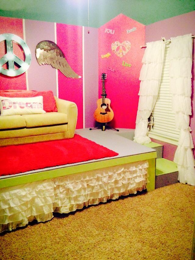Stage W Trundle Bed In 2019 Kids Bedroom Star Bedroom