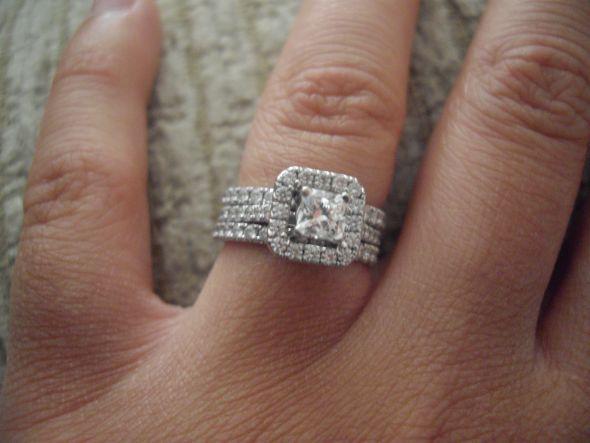 Show me wedding rings