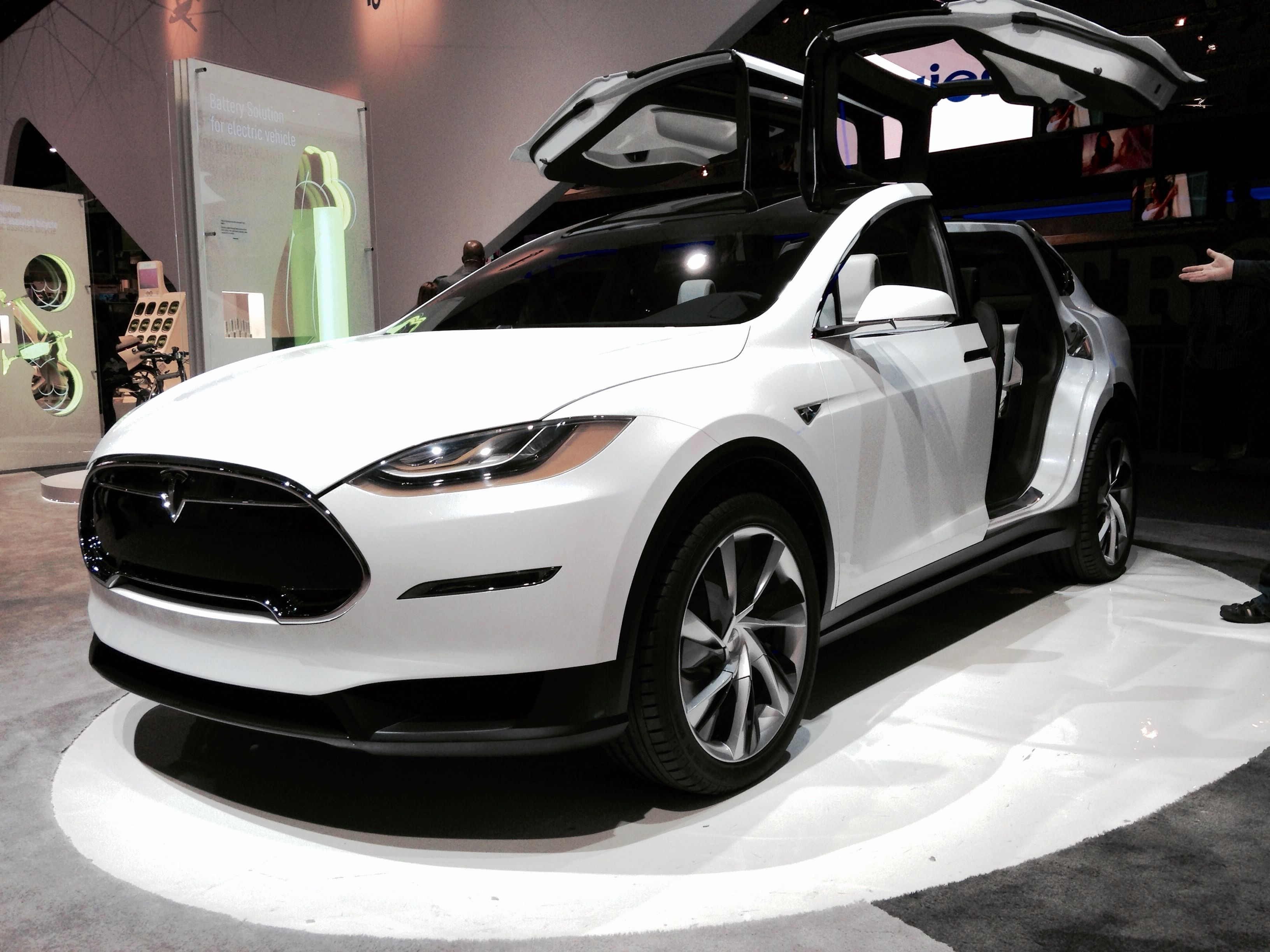 2016 Tesla Model X Range Release Date Price The Tiny