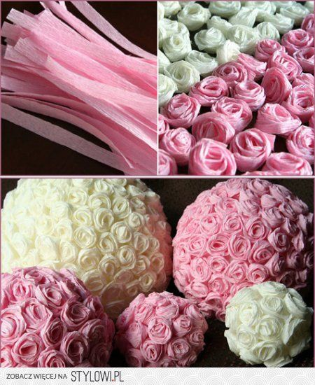 Z Krepiny Na Stylowi Pl Paper Roses Diy Paper Flowers Diy Paper Roses