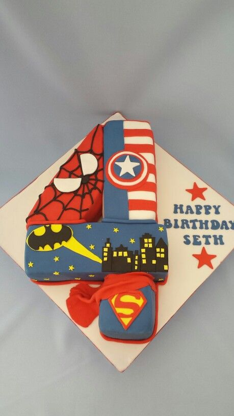Incredible Spiderman Cake Ideas For Little Super Heroes With Images Personalised Birthday Cards Epsylily Jamesorg