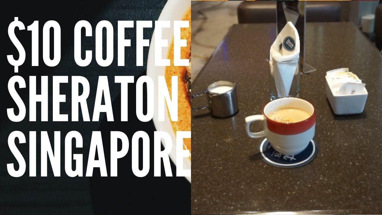 10 Coffee At The Best Brew Four Points Sheraton Singapore Singa Singapore Travel Singapore Tour Coffee Shop Bar