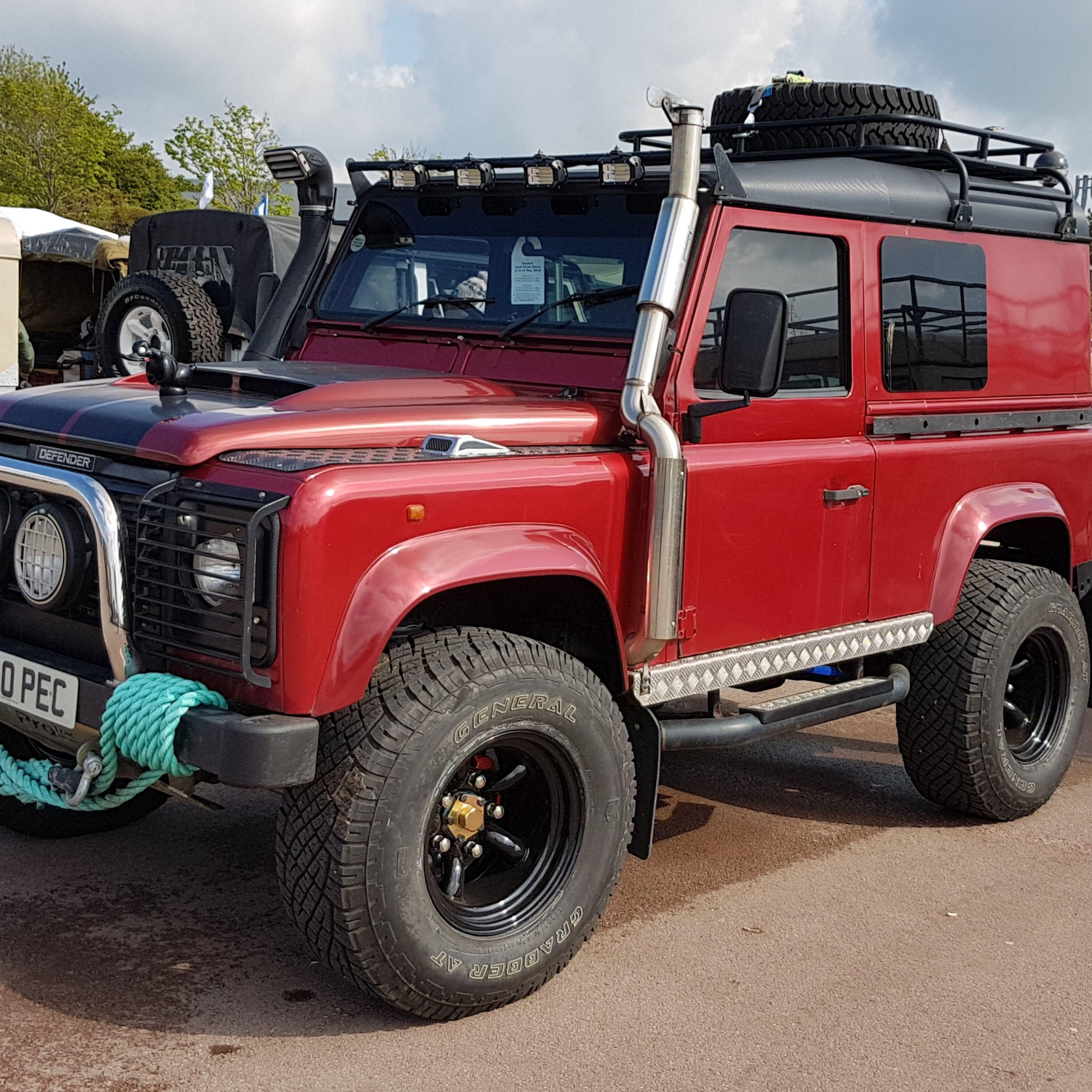 Land Rover Defender Restoration Service Land Rover Land Rover Defender Restoration Services