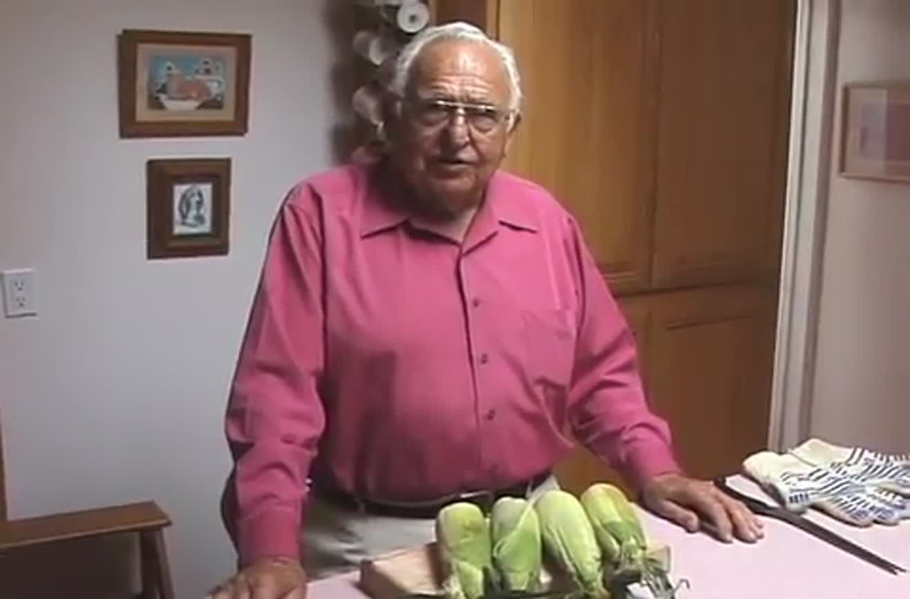 Ken shares his culinary skills in this video to show how