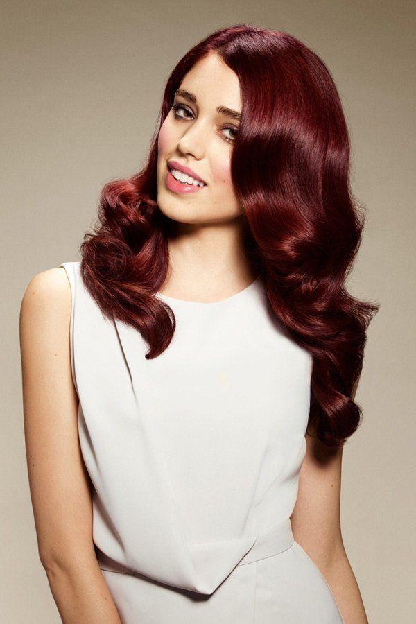 Haarfarben Test Mit Foto