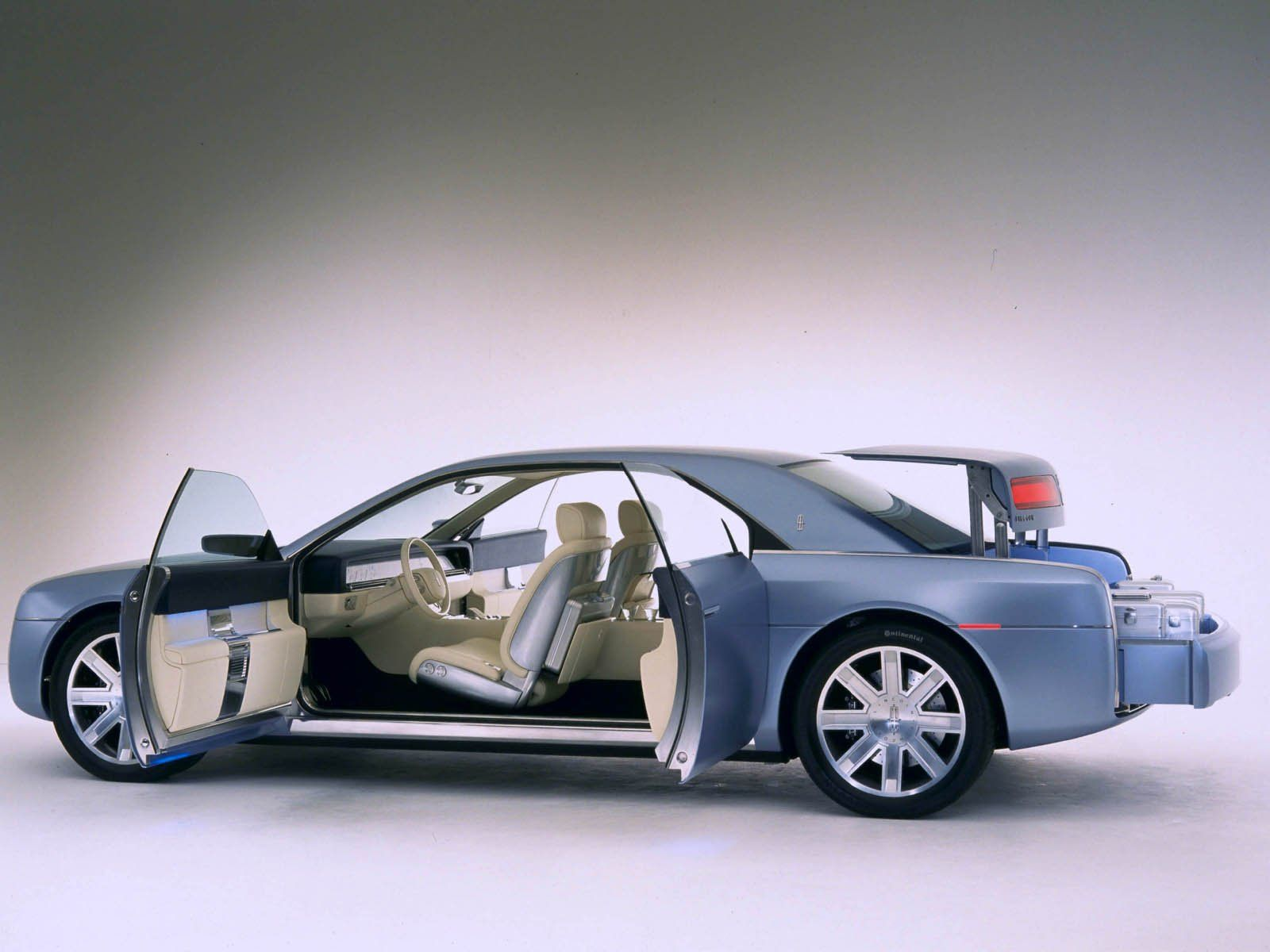 Here S Your New Lincoln Continental Lincoln Continental Concept Lincoln Continental Concept Cars