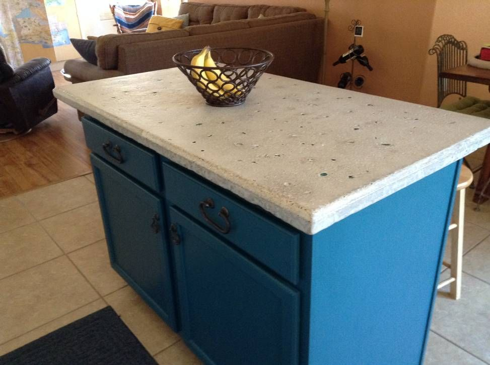 Captivating Seven Modern DIY Concrete Countertops   Directcolors.com