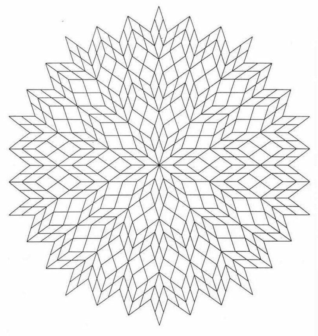Mandala Da Colorare Per Adulti 9163 Disegni Di Mandala Da