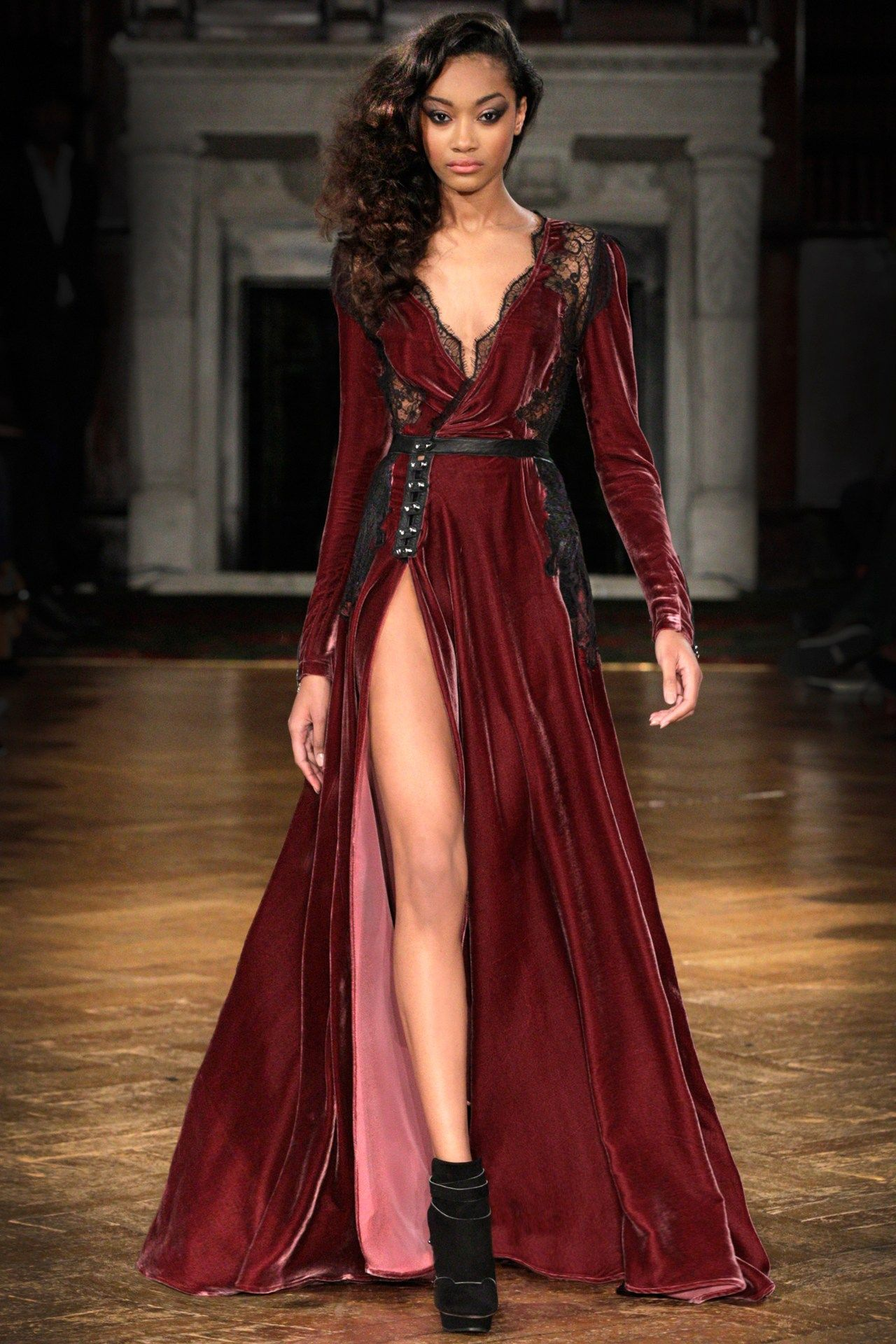 Kristian aadnevik autumnwinter readytowear gowns clothes