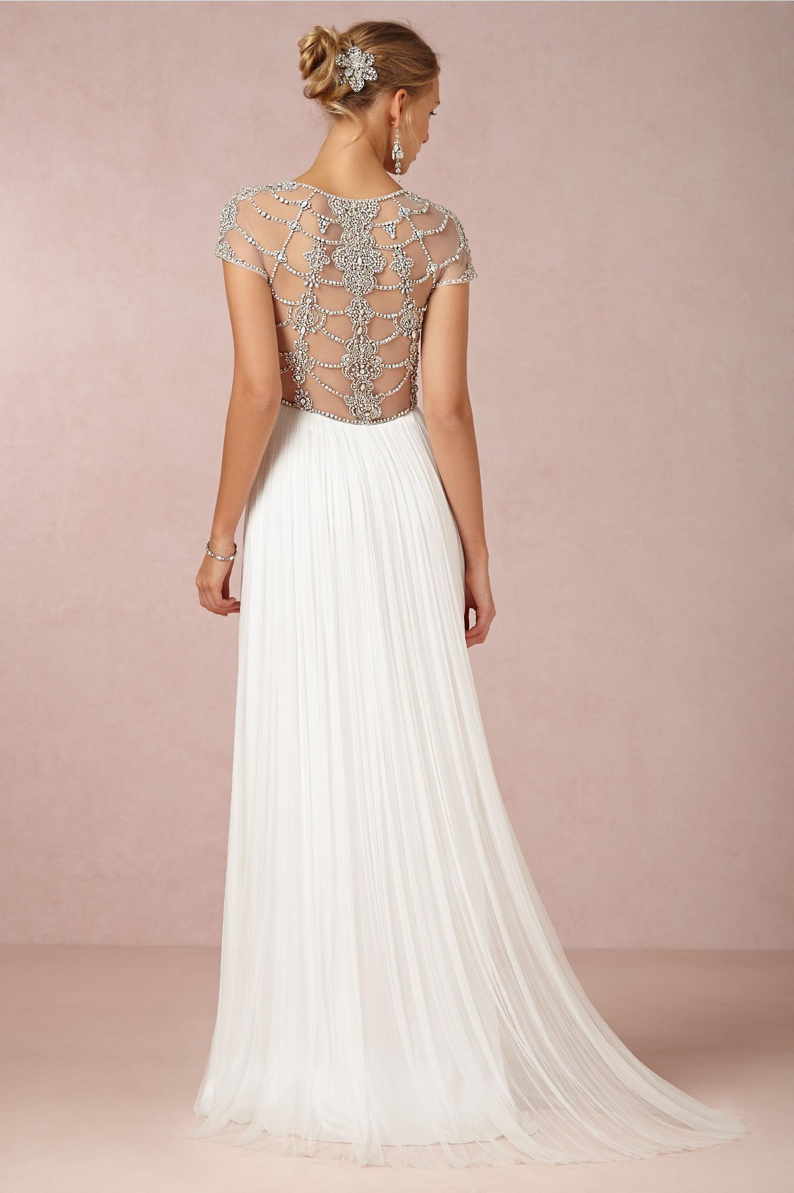 Tallulah Gown By Catherine Deane For Bhldn Wedding Dress Backs