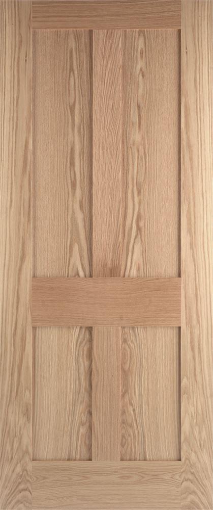 Shaker 4 Panel Oak
