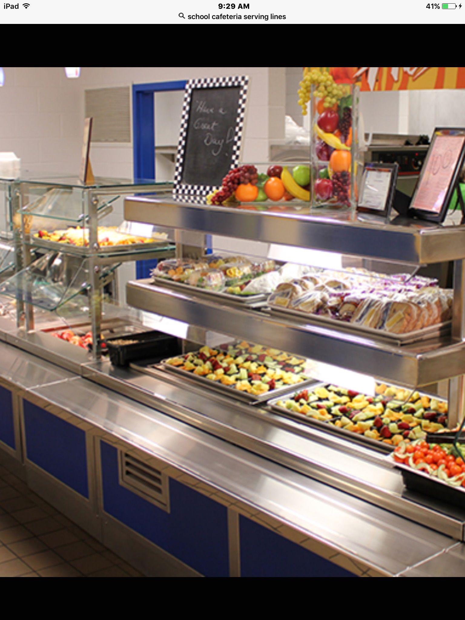 Pin by Debbi Loi on Lunchroom ideas School cafeteria