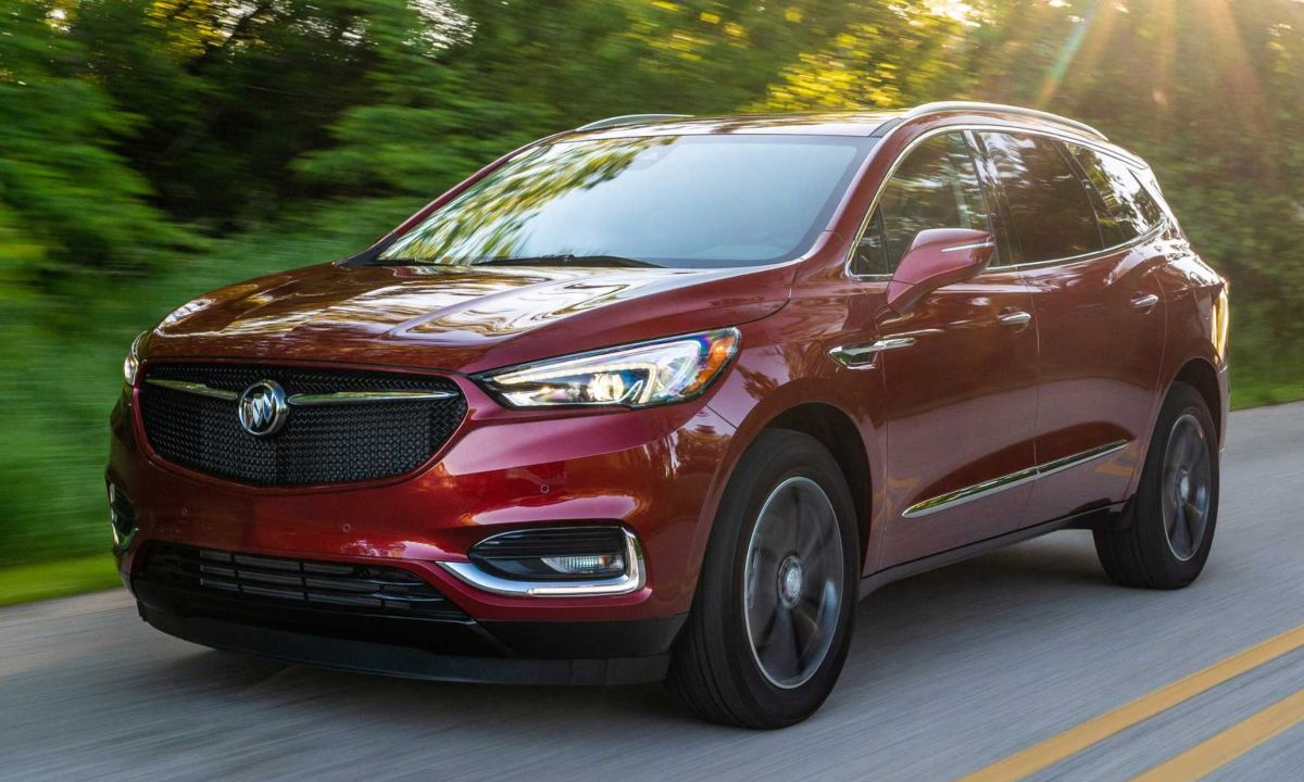 2020 Buick Enclave Brings New Sport Touring Package Buick Enclave Buick Suv Models