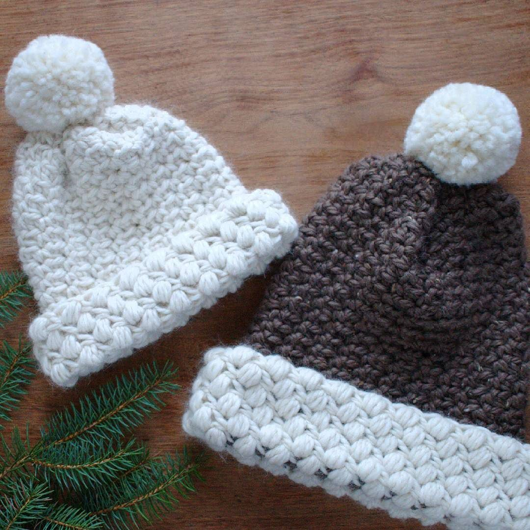 The Gathered Buds Hat Crochet Pattern - It\'s still winter hat ...
