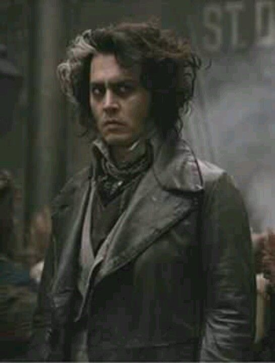 Johnny Depp Sweeney Todd