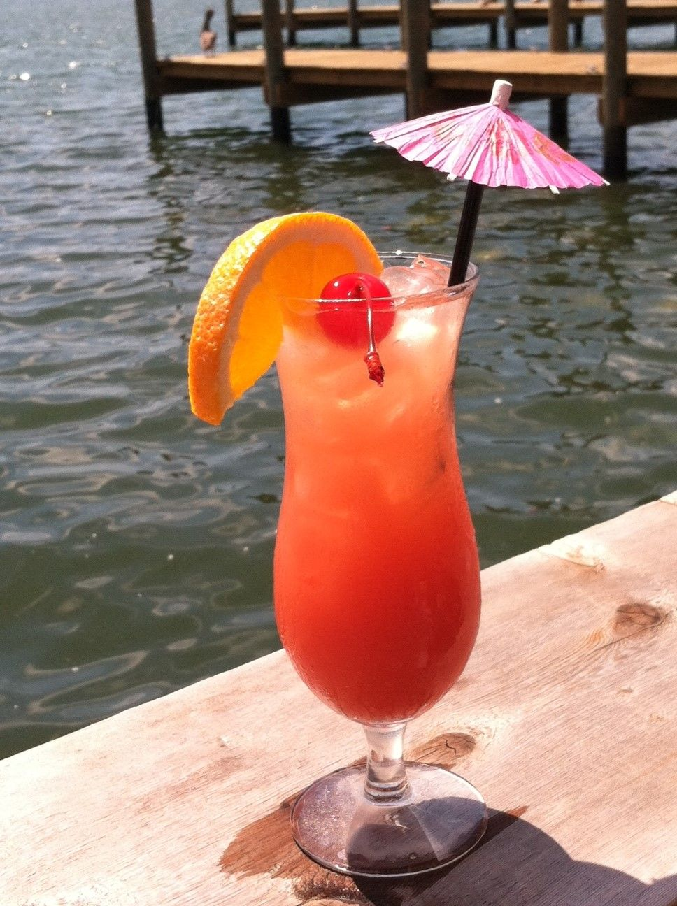 Kick Back And Relax With A Signature Shack Rum Punch On Our Waterfront Patio Rum Punch Bar Grill Rum