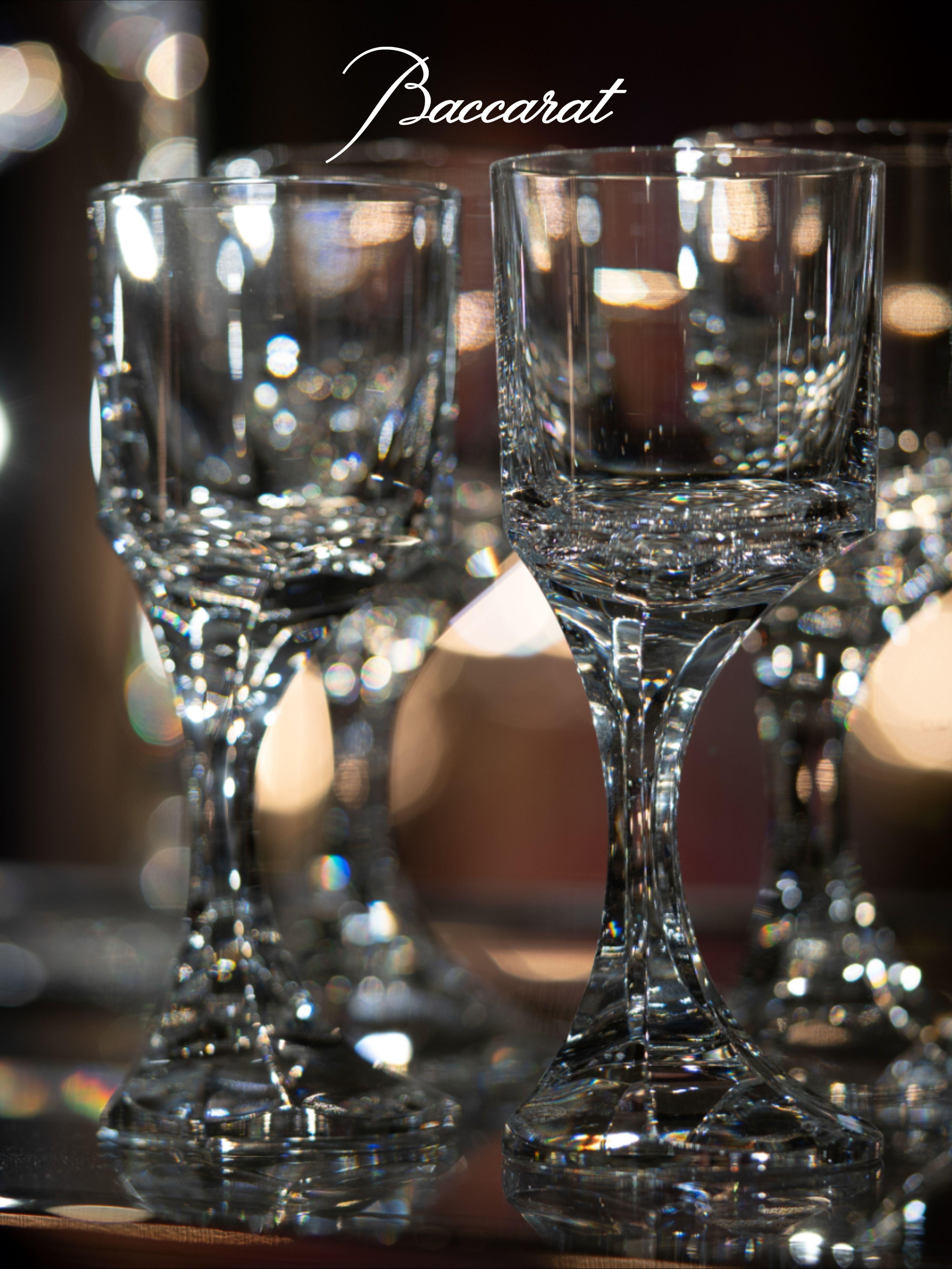 Narcisse Glass In 2021 Crystal Glassware Crystal Stemware Glass