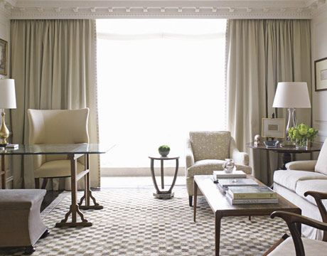 Neutrals Are Shimmering Living Room Designs Curtains Living Room Modern Home Living Room