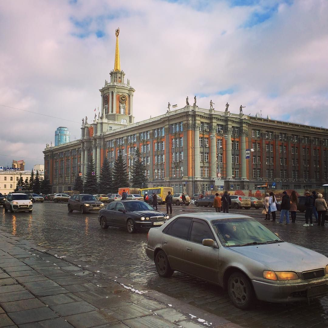 #latergram #russia #travel #architecture #weather #sky # ...