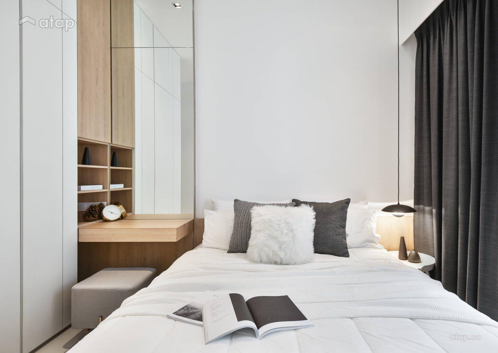 Contemporary minimalistic bedroom terrace design ideas  photos malaysia atap minimalistdecortips also rh pinterest