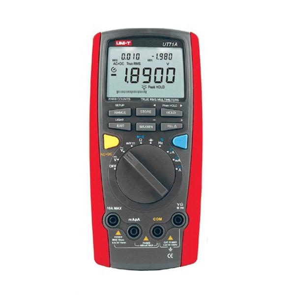 83.72$  Watch here - http://alirq0.worldwells.pw/go.php?t=32600022509 - UNI-T UT71A Intelligent LCD Digital Multimeter Voltmeter Ammeter Ohmmeter 83.72$