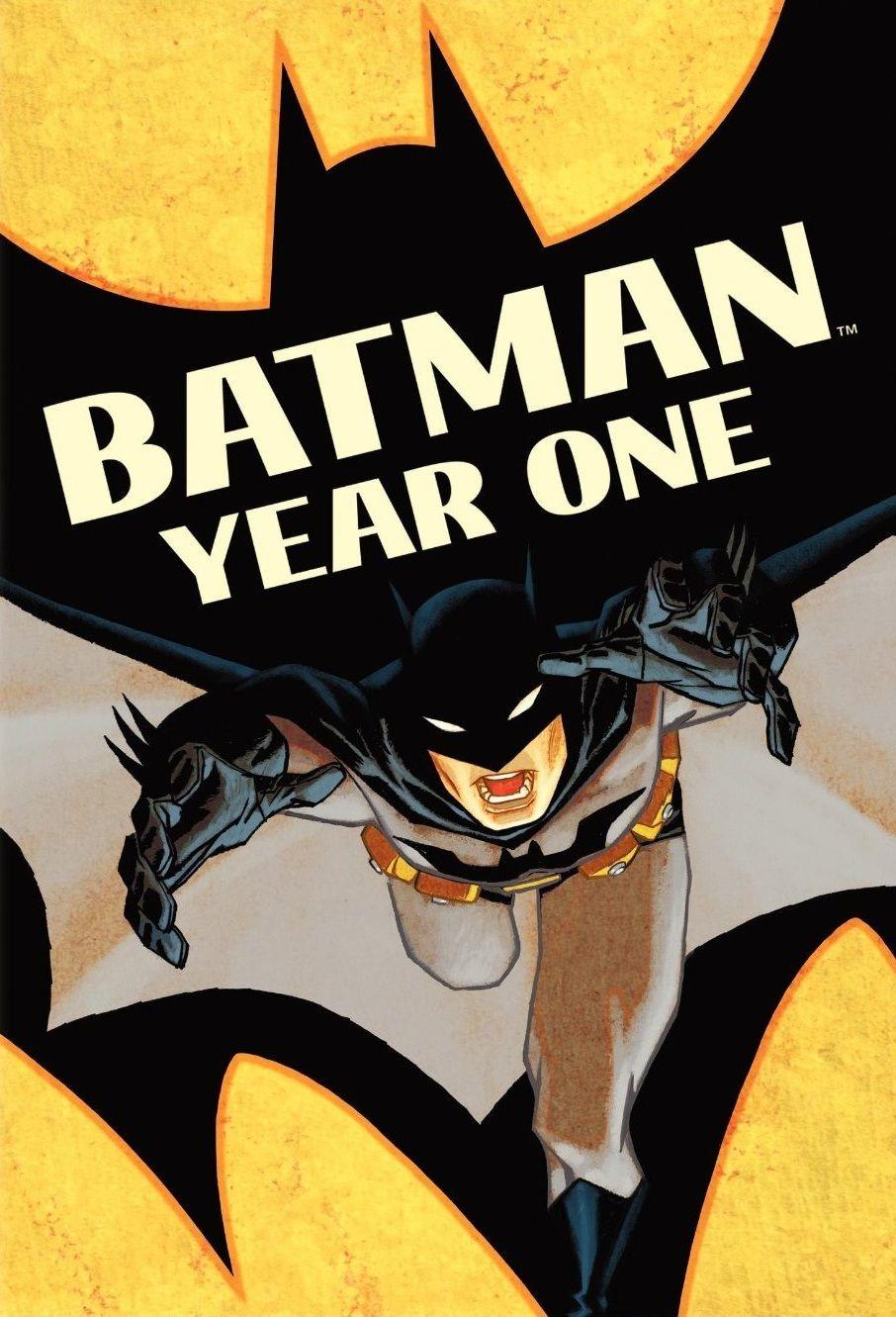 Batman Year One Film Batman Livros De Quadrinhos E Capas De