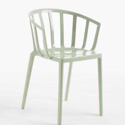 Photo of Kartell Venice Armchair (2er-Set) Farbe: Green Sage