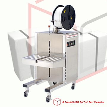 Step Tp 201ys Side Seal Semi Automatic Strapping Machine
