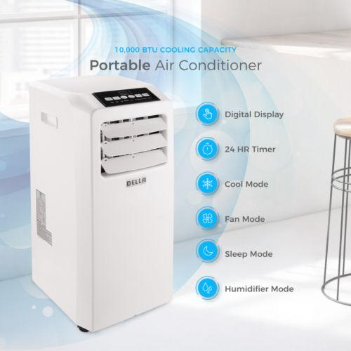 This 10000 But Portable Air Conditioner Is Ideal For Spot Cooling