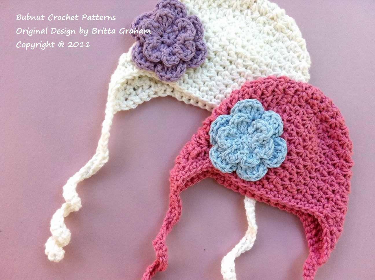 How to tie crochet baby hats, or openwork miracle 57