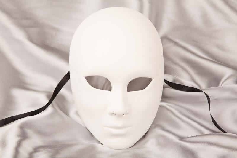blank Mask to decorate - Volto | Image-Streaming | Pinterest ...