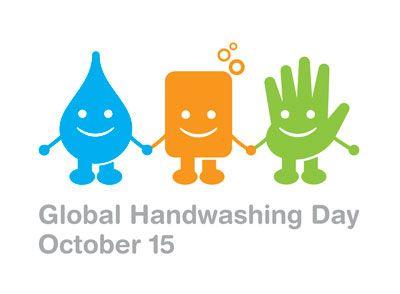 Global Handwashing Day is October 15 #Handwashing #Handhygiene