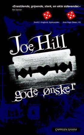 Mellom bokstablene: Gjenferd og groupies: Gode ønsker (Heart- shaped box) av Joe Hill