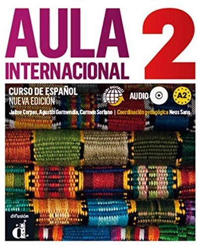 Free Read Online Or Download Aula Internacional 2  Nueva