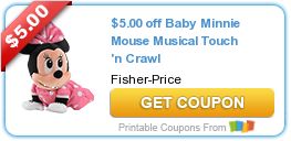 Tons Of New Toy Game Printable Coupons Fisher Price Minnie Mouse More Http Www Couponaholic Net 2015 02 Tons O With Images Baby Minnie Mouse Baby Minnie Minnie