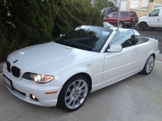 17,900 50k Cars for Sale 2006 BMW 325Ci Convertible in