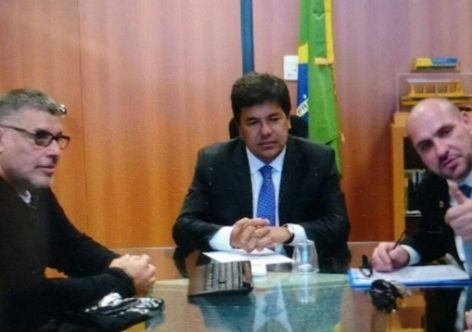 G.H.: Alexandre Frota dá dicas de Educação ao ministro M...
