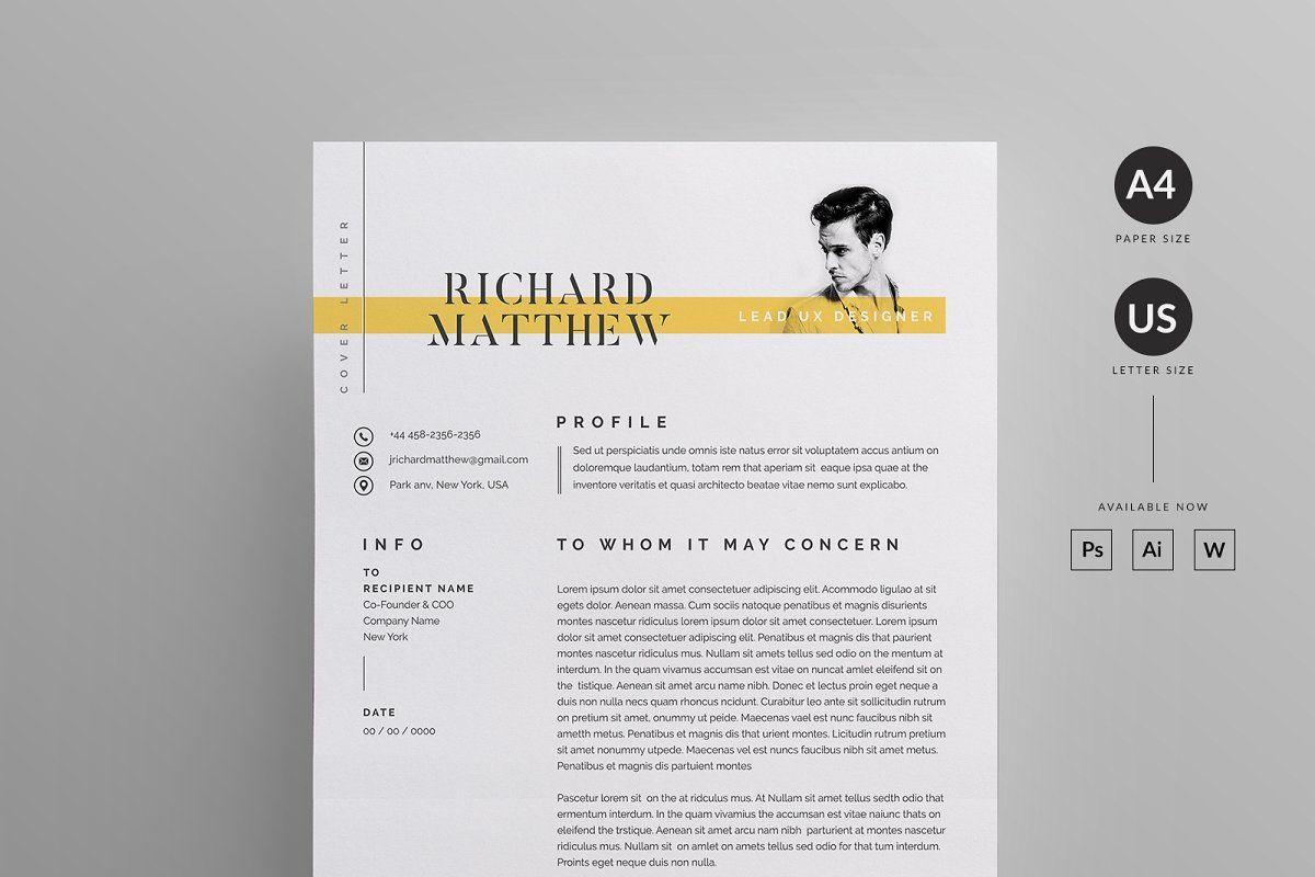 Resume/CV Resume cv, Creative resume templates, Resume