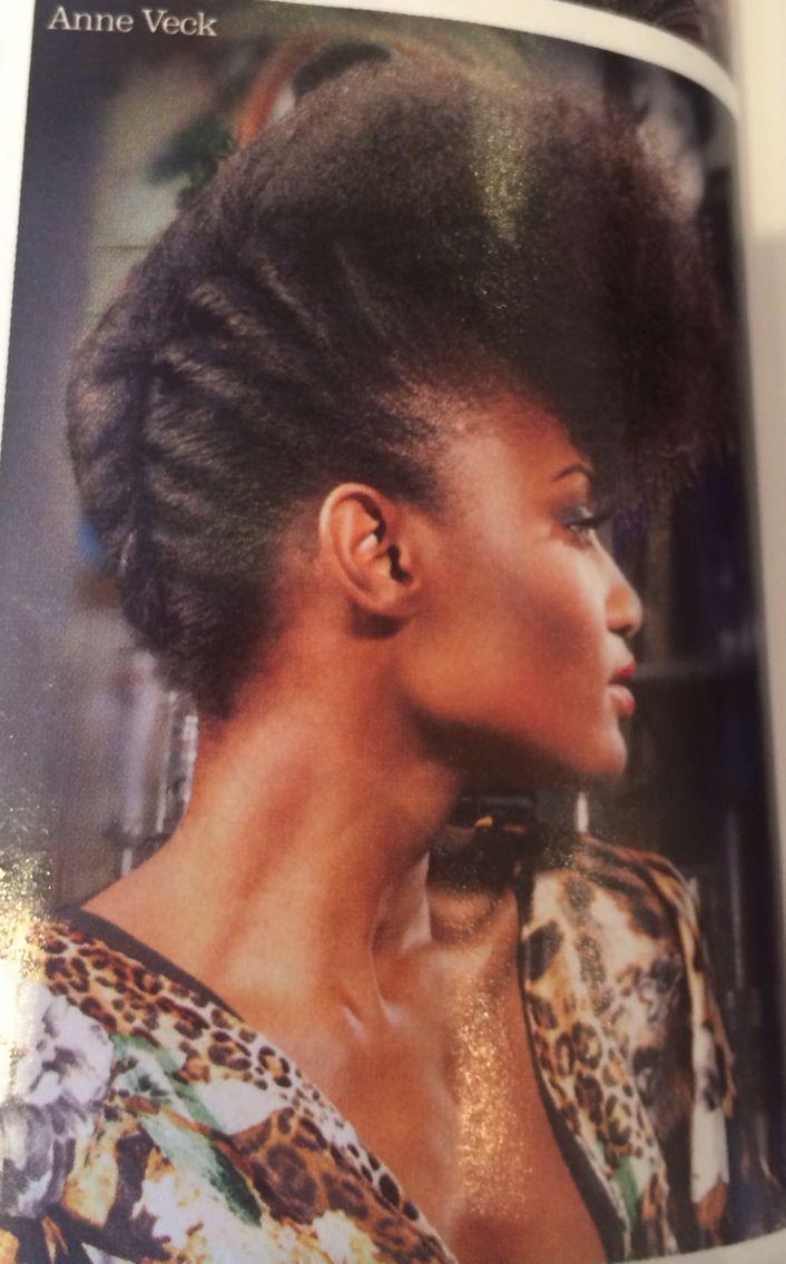 Afro updo hair pinterest updo
