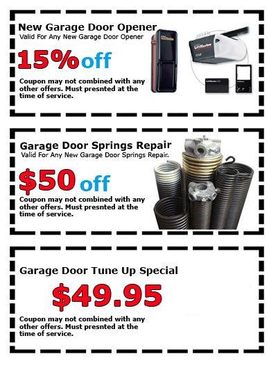 Landing Page With Images Garage Doors Garage Door Spring