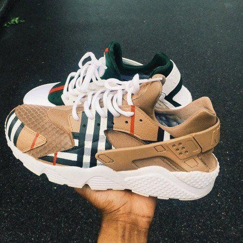 nike air huarache gucci shoes