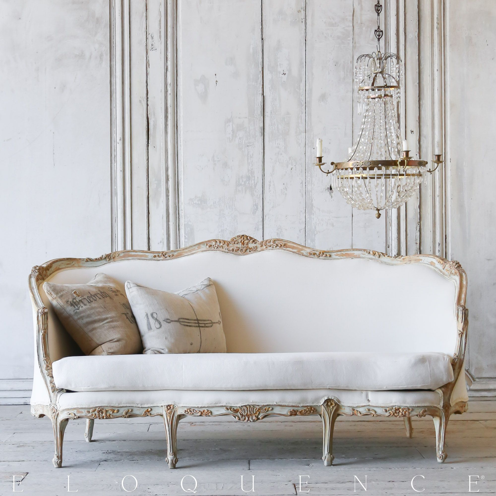 eloquence vintage canape sofa circa 1930 classic beauties sofa rh pinterest co uk