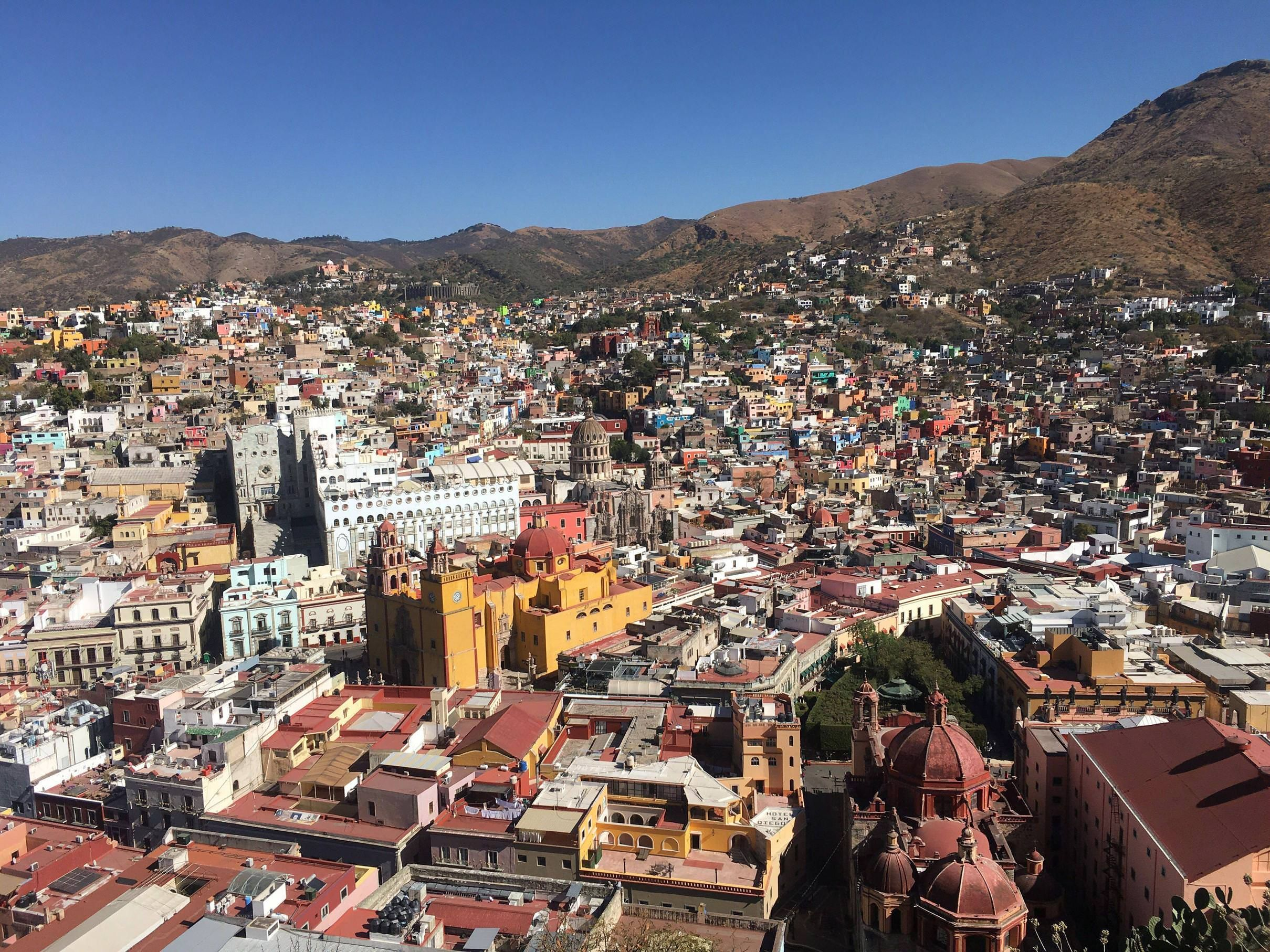 Guanajuato Mexico Is One Of The Most Beautiful Cities Youll Ever See