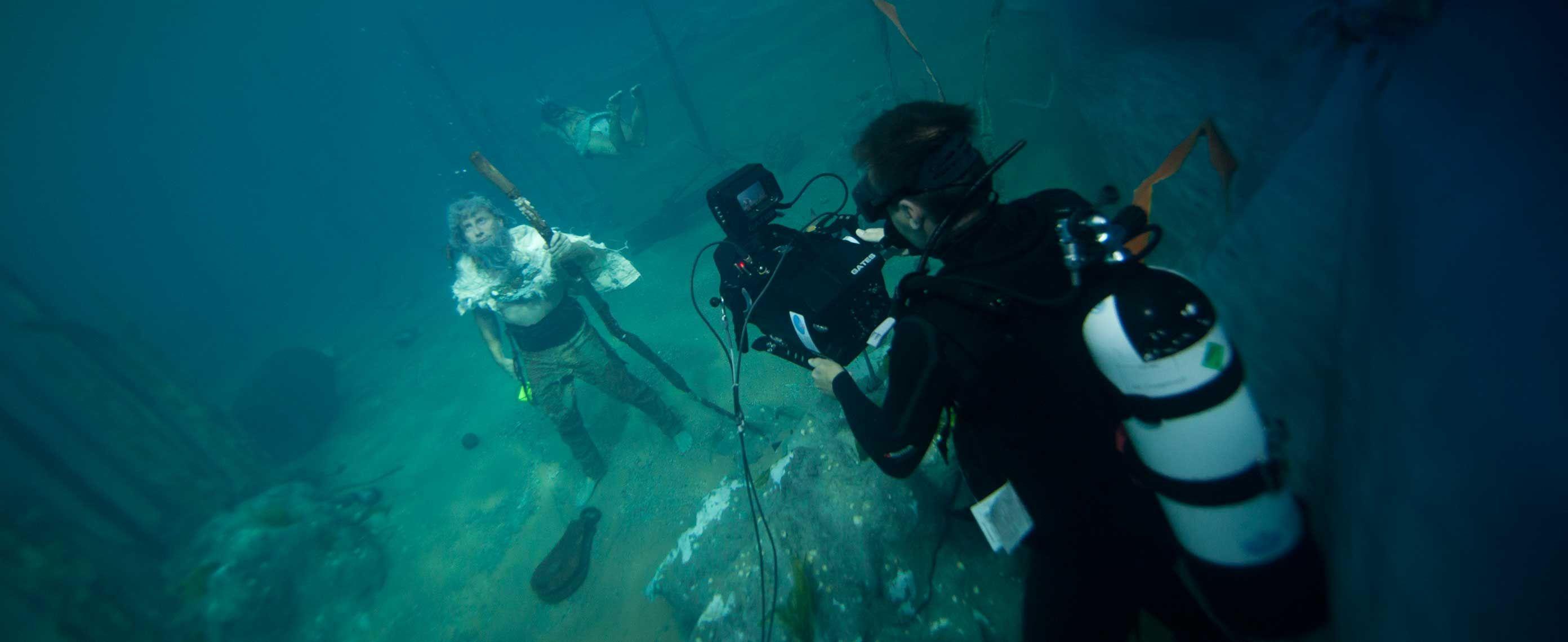 Underwater Filming Underwater, Fish pet, Photo