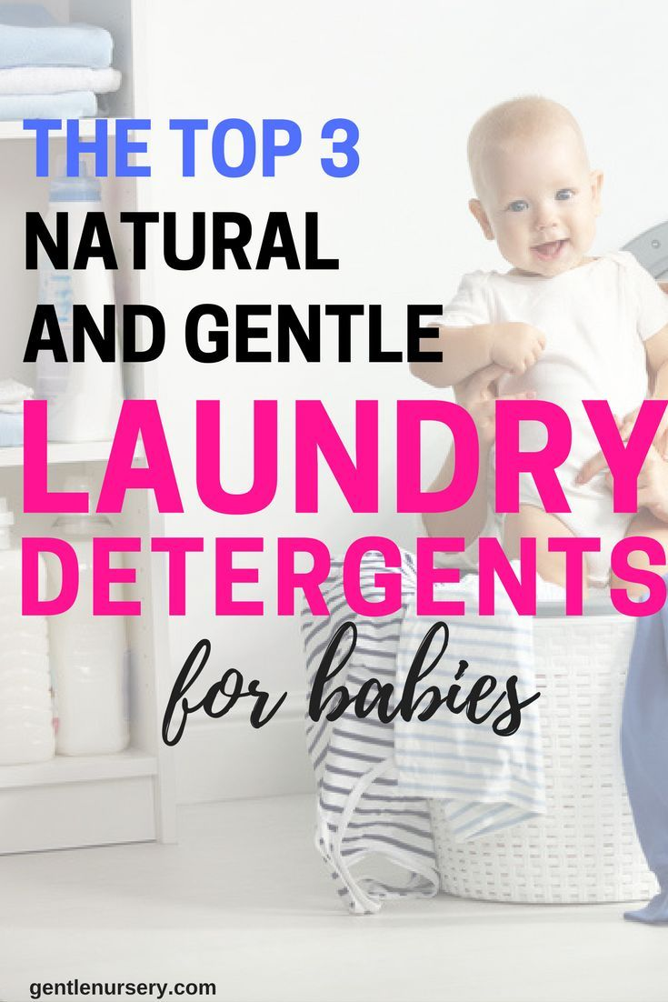 Baby Safe Laundry Detergents The Gentlest Detergents For Your Baby